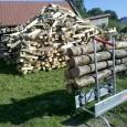Jednoosobowe piłowanie drobniejszych kłód drewna (średnica 10-20cm) może być czasochłonne i niebezpieczne. Jednakże istnieje rozwiązanie znacznie ułatwiające tę czynność. httpv://www.youtube.com/watch?v=HZ6RduaxCvA Składany koziołek Oregon (Katalog 542653) po złożeniu zajmuje niewiele miejsca....