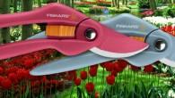 Sekatory nożycowe Fiskars Ruby i Lucy w promocyjnej cenie 39,90 zł (cena normalna 46,00 zł). Sekatory nożycowe zalecane są do cięcia świeżych gałęzi (w przeciwieństwie do sekatorów kowadełkowych, które służą...